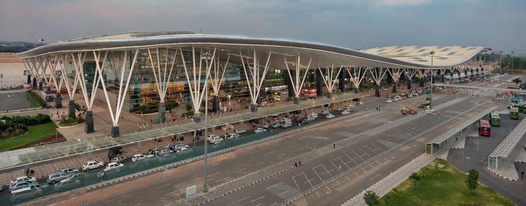 Arrival in Bengaluru -Bangalore Airport
