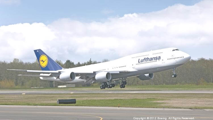 Lufthansa to India